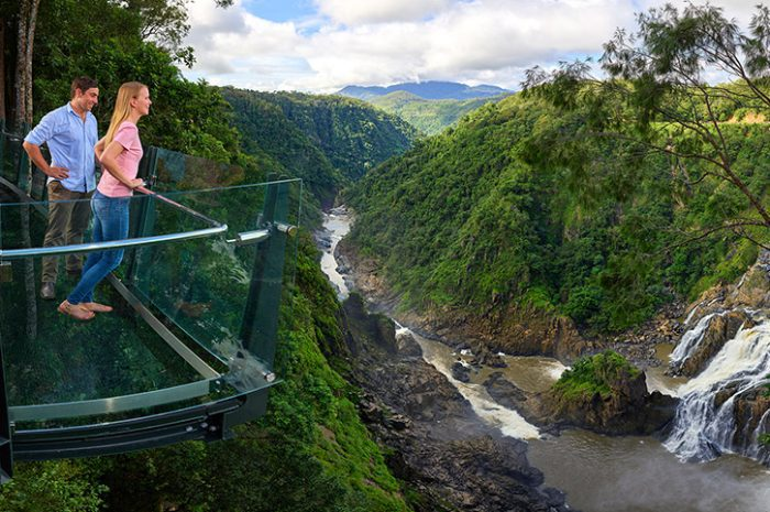 Viewing Deck of Kuranda