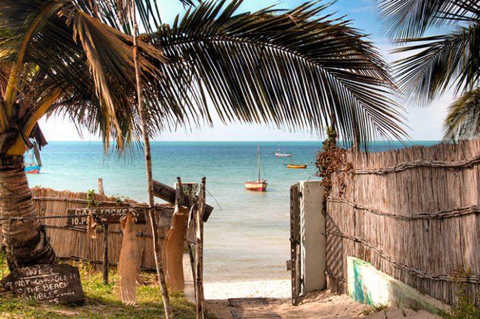 Vilanculos Beach, Mozambique, Africa