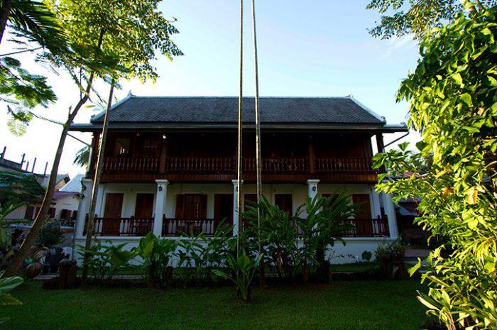 Villa Chitdara Exterior
