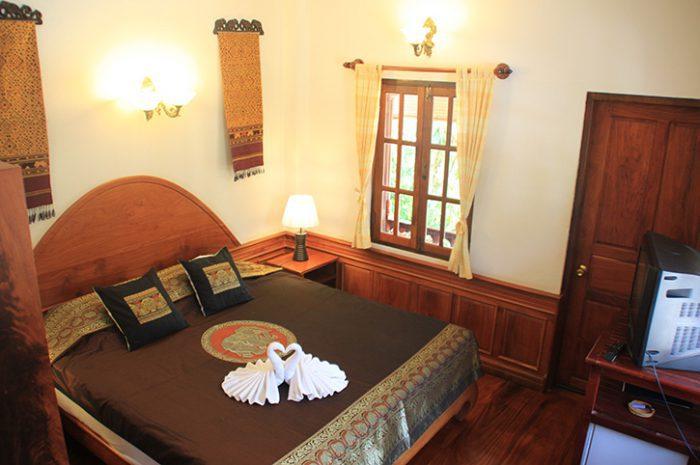 Villa Chitdara Room