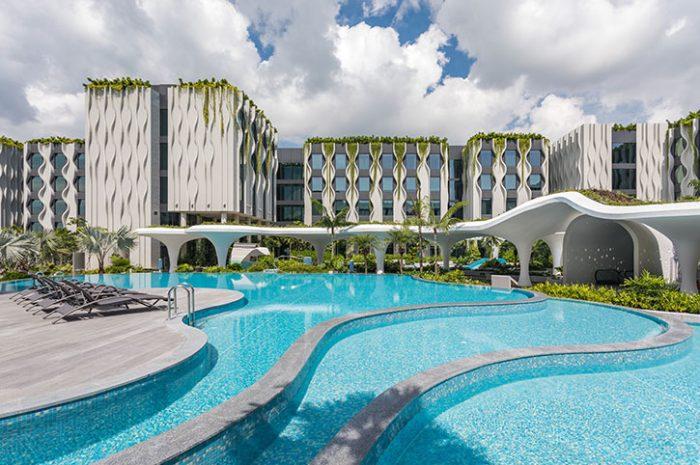 Adventure Pool, Village Hotel Sentosa