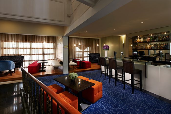 Village Hotel Lobby Bar