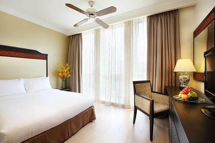 Village Hotel Superior Room
