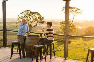 Vineyard in Victoria