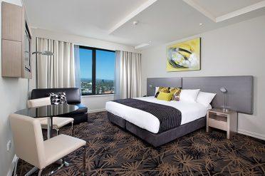 Voco Gold Coast Bedroom
