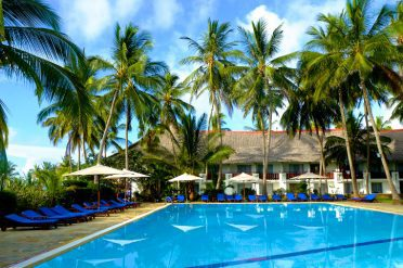 Swimming pool, Voyager Beach Resort