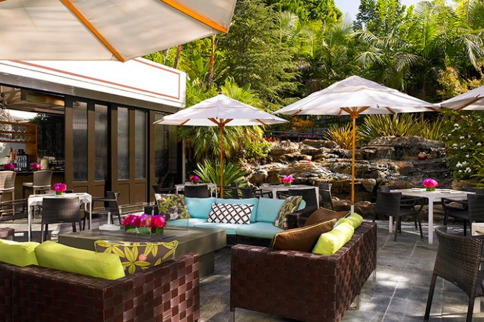 W Los Angeles West Beverly Hills Patio