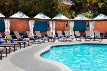 W Los Angeles West Beverly Hills Pool
