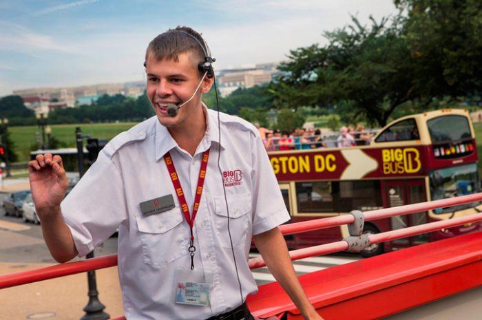 Washington D.C. Big Bus Tour