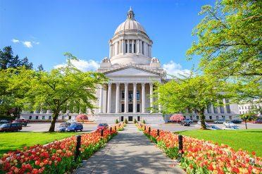Washington State Capitol Building, Washington D.C.
