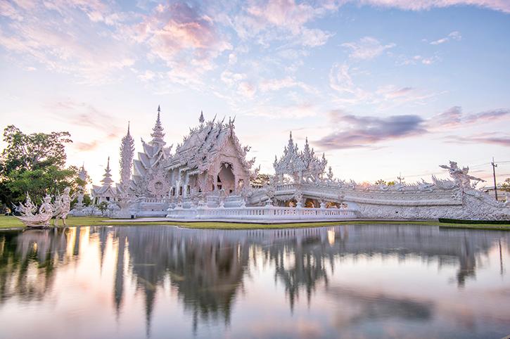 Wat Rong Kun, Chiang Rai