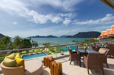 Westin Langkawi Resort Breeze Lounge