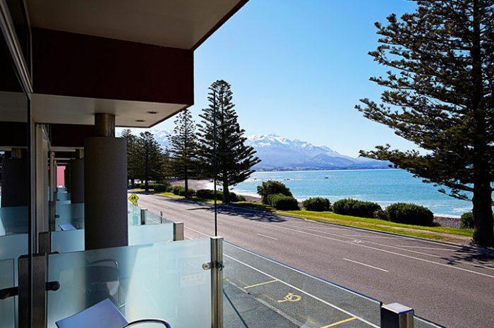 White Morph Premium Studio View From Balcony