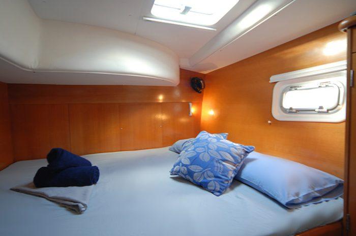 Whitsunday Blue Double Cabin
