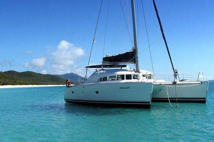 Whitsunday Blue Sailing Adventure