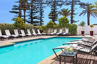 Winchester Boutique Hotel Outdoor Pool