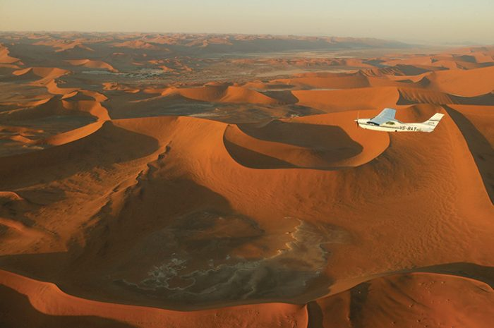 Wings Over Namibia