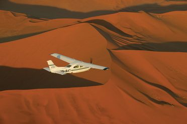 Wings Over Namibia Flight