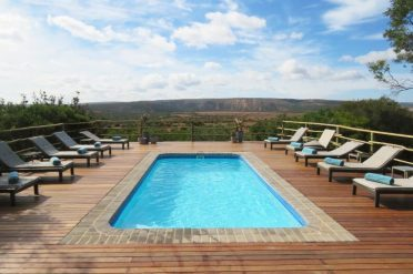 Woodbury Lodge Amakhala Main Pool