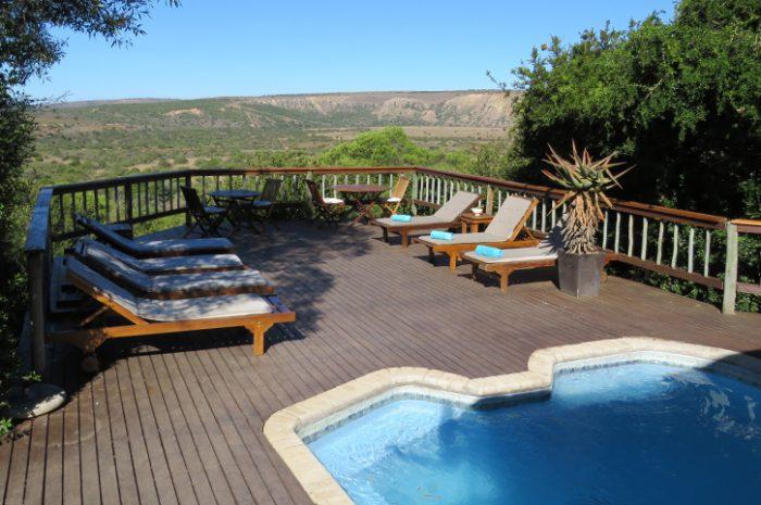 Woodbury Lodge Pool And Deck