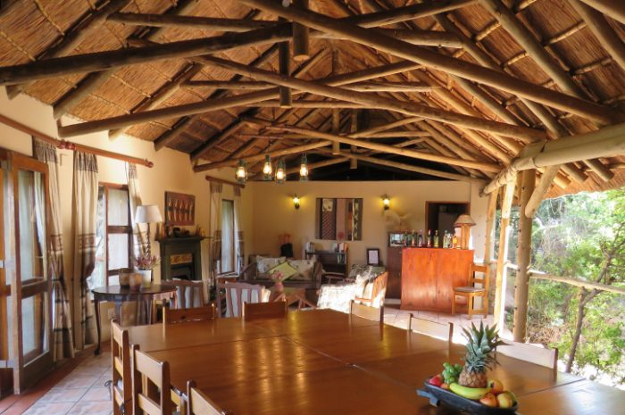Woodbury Tented Camp Dining And Lounge