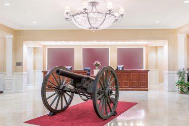 Wyndham Gettysburg Lobby