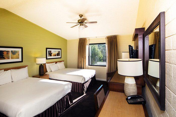 Yavapai Lodge Bedroom