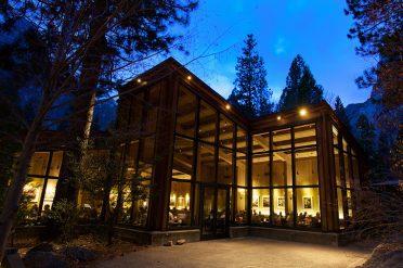 Yosemite Valley Lodge Exterior Restaurant