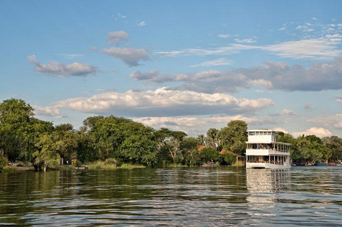 Zambezi River Cruise, Zimbabwe