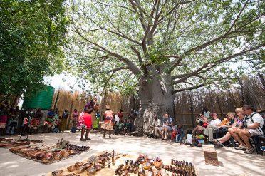 Zambezi Queen Village Visit