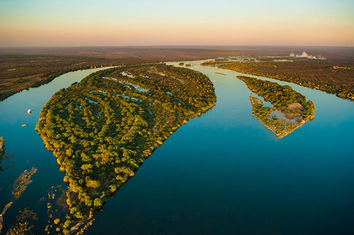 Zambezi River, Zambia