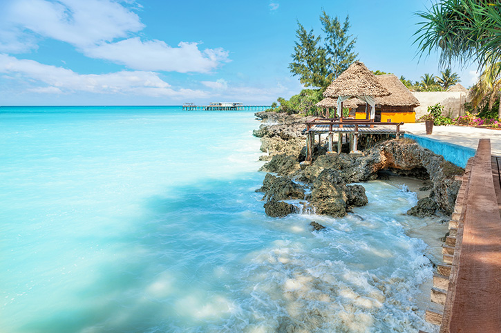 Beach, Zanzibar