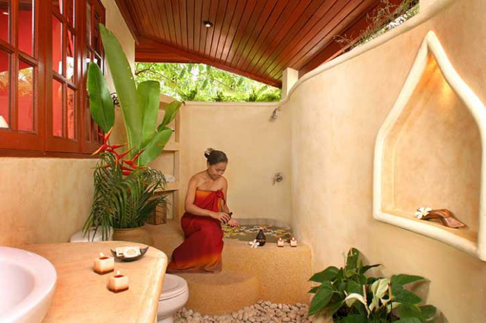 Zazen Boutique Resort Bathroom