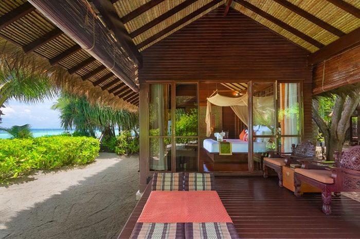 Zeavola Resort Beachfront Suite