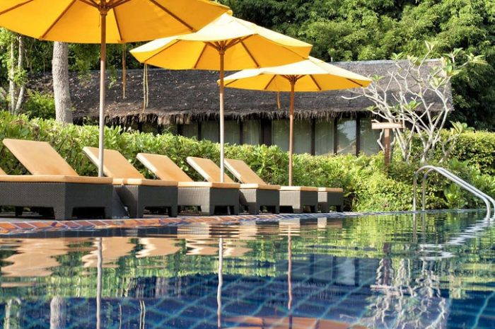 Zeavola Resort Pool