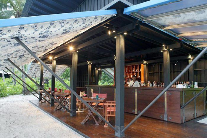 Zeavola Resort Tacada Restaurant