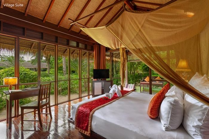 Zeavola Resort Village Suite