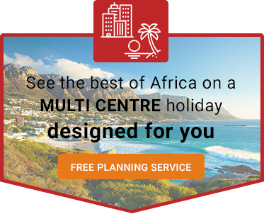 Africa Multi Centre Holidays