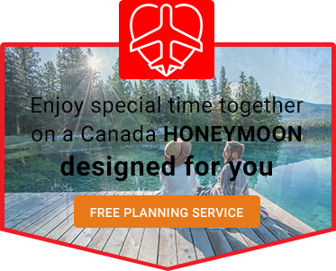 Canada Honeymoon Widget