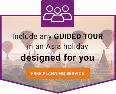 Asia Guided Tours