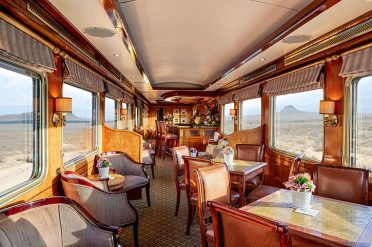 Lounge Car, Blue Train