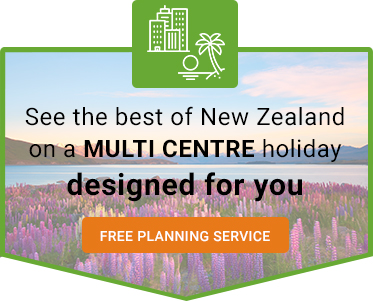 New Zealand Multi Centre Holidays