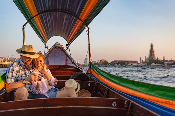 Boat Cruise, Bangkok, Thailand