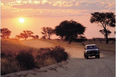 Self drive, Namibia