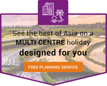 Asia Multi Centre Holidays