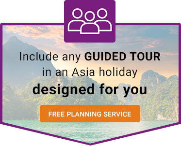 Guided Tours Asia